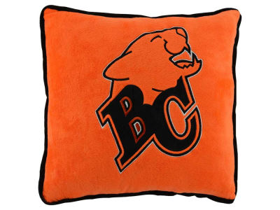 BC Lions Contrast Trim Pillow