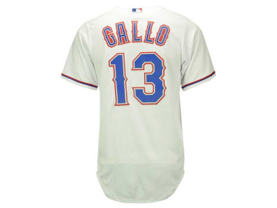 Texas Rangers Joey Gallo Majestic MLB Men's Player Replica CB Jersey