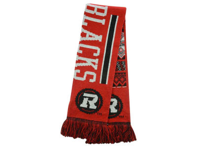 Ottawa RedBlacks Ugly Reversible Scarf