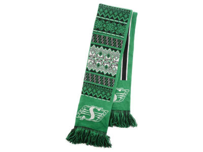 Saskatchewan Roughriders Ugly Reversible Scarf