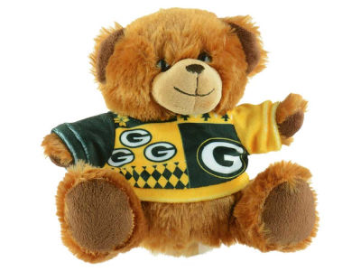"Green Bay Packers 7.5"" Ugly Sweater Bear"