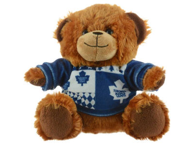"Toronto Maple Leafs 7.5"" Ugly Sweater Bear"