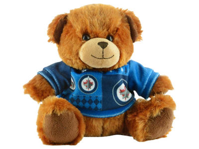 "Winnipeg Jets 7.5"" Ugly Sweater Bear"