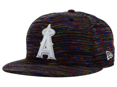 Los Angeles Angels New Era MLB Color Knit 9FIFTY Snapback Cap