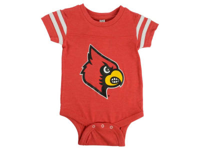 Louisville Cardinals NCAA Infant Game Romper