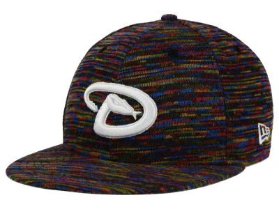 Arizona Diamondbacks New Era MLB Color Knit 9FIFTY Snapback Cap