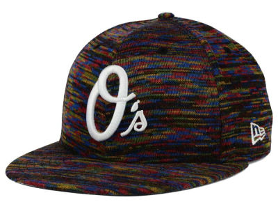 Baltimore Orioles New Era MLB Color Knit 9FIFTY Snapback Cap