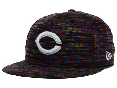 Cincinnati Reds New Era MLB Color Knit 9FIFTY Snapback Cap
