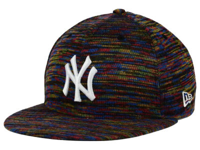 New York Yankees New Era MLB Color Knit 9FIFTY Snapback Cap