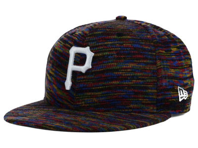 Pittsburgh Pirates New Era MLB Color Knit 9FIFTY Snapback Cap