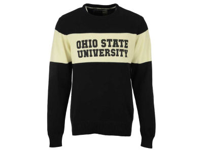 Ohio State Buckeyes NCAA Men's Bar Down Sweater
