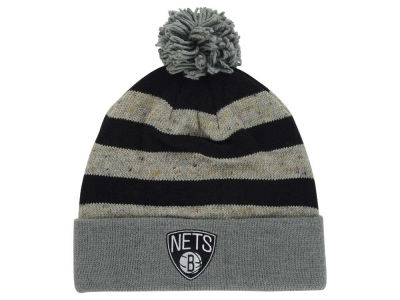 Brooklyn Nets Mitchell and Ness NBA Speckled Knit