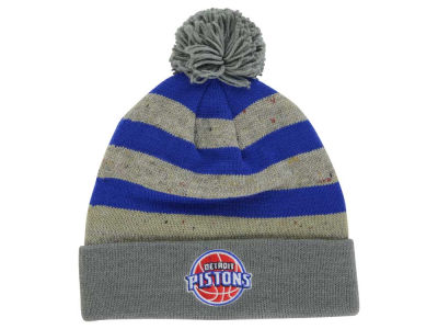 Detroit Pistons Mitchell and Ness NBA Speckled Knit