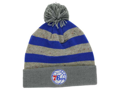 Philadelphia 76ers Mitchell and Ness NBA Speckled Knit
