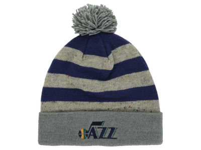Utah Jazz Mitchell & Ness NBA Speckled Knit