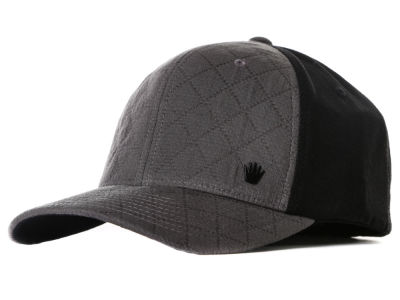 Graham Quilted Flex Hat