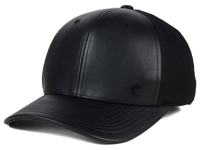 No Bad Ideas Elan Leather Flex Hat