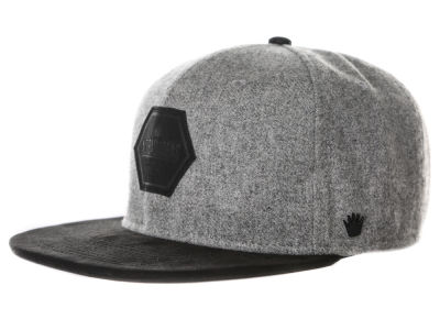 No Bad Ideas Cam Woolen Strapback Hat