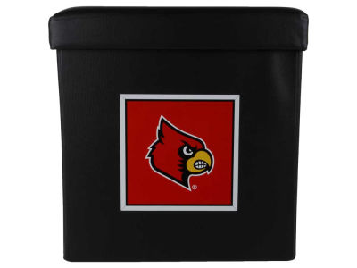 Louisville Cardinals Foldable Ottoman