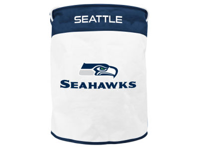 Seattle Seahawks Collapsible Canvas Laundry Basket