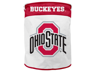 Ohio State Buckeyes Collapsible Canvas Laundry Basket