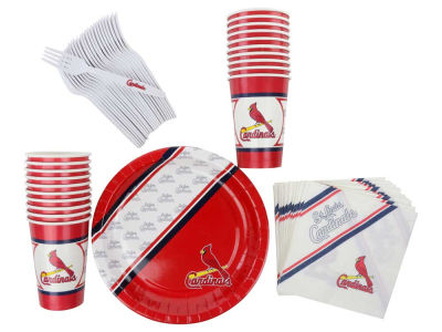 St. Louis Cardinals Party Pack