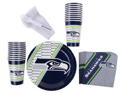 Seattle Seahawks Party Pack