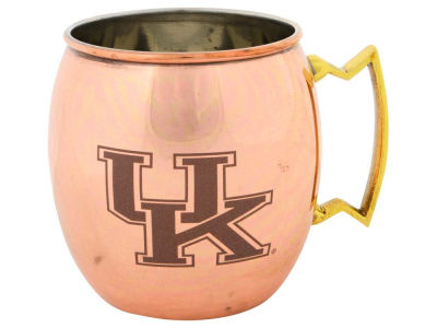 Kentucky Wildcats Copper Moscow Mule Mug