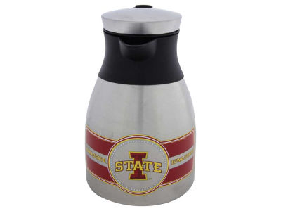 Iowa State Cyclones Stainless Steel Coffee Pot 32 oz