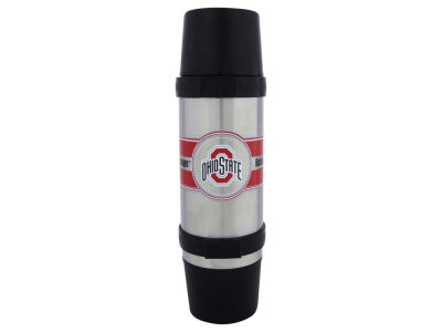 Ohio State Buckeyes Stainless Steel Soup Thermos 40 oz