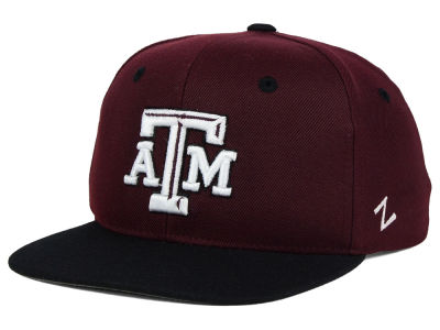 Texas A&M Aggies Zephyr NCAA Z11 Kids Snapback Hat
