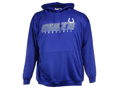 Indianapolis Colts NFL Men's Punt Return 3X-5X Hooded Sweatshirt
