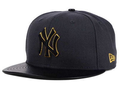 New York Yankees New Era MLB L-Viz 9FIFTY Strapback Cap