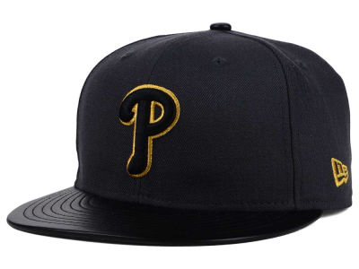 Philadelphia Phillies New Era MLB L-Viz 9FIFTY Strapback Cap