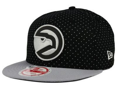 Atlanta Hawks New Era NBA HWC Refleka Dot 9FIFTY Snapback Cap