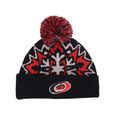 Carolina Hurricanes New Era NHL Glowflake 2.0 Knit