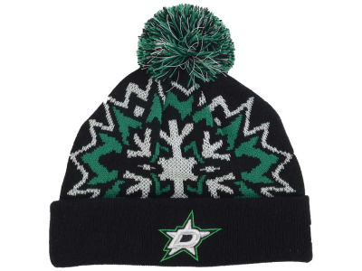 Dallas Stars New Era NHL Glowflake 2.0 Knit