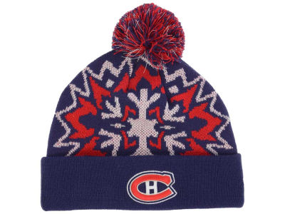 Montreal Canadiens New Era NHL Glowflake 2.0 Knit