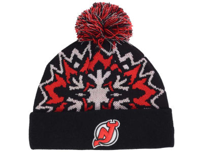 New Jersey Devils New Era NHL Glowflake 2.0 Knit