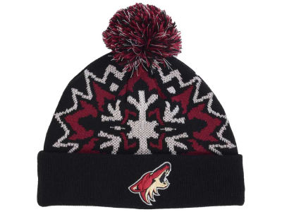 Arizona Coyotes New Era NHL Glowflake 2.0 Knit