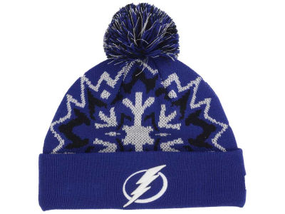 Tampa Bay Lightning New Era NHL Glowflake 2.0 Knit
