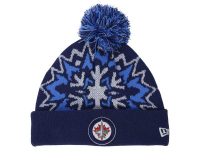 Winnipeg Jets New Era NHL Glowflake 2.0 Knit