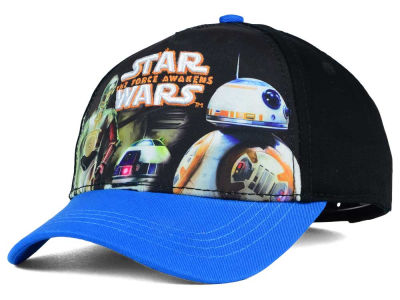 Star Wars Child Metal Head Adjustable Hat