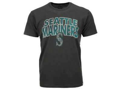 Seattle Mariners '47 MLB Men's Scrum Logo T-Shirt