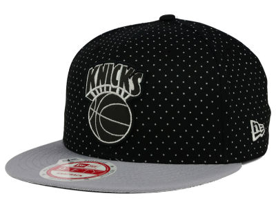New York Knicks New Era NBA HWC Refleka Dot 9FIFTY Snapback Cap