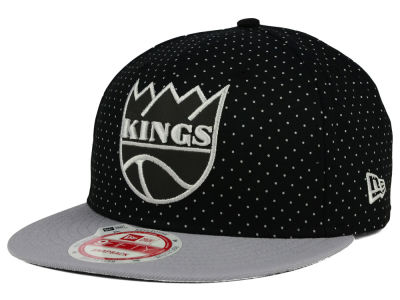 Sacramento Kings New Era NBA HWC Refleka Dot 9FIFTY Snapback Cap