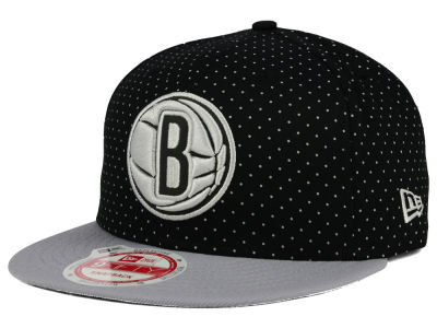 Brooklyn Nets New Era NBA HWC Refleka Dot 9FIFTY Snapback Cap