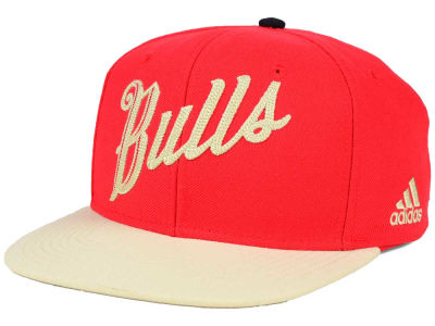 Chicago Bulls adidas NBA 2015 Christmas Day Snapback Cap