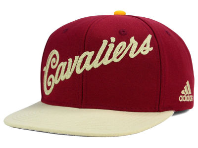 Cleveland Cavaliers adidas NBA 2015 Christmas Day Snapback Cap