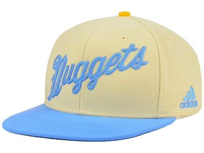 Denver Nuggets adidas NBA 2015 Christmas Day Snapback Cap